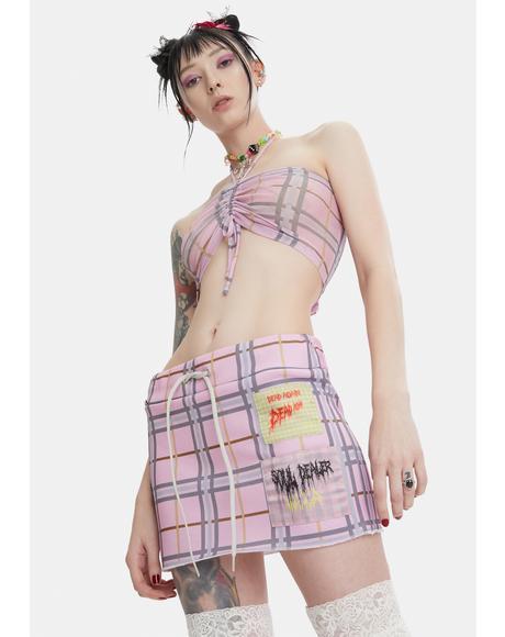 Sacrum Mini Skirt
