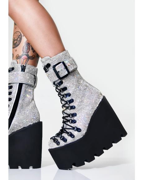 Crystal Traitor Boots