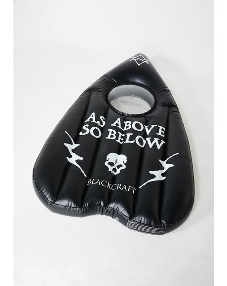 Planchette Pool Float