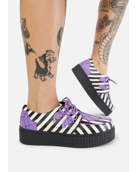 Striped Deetz Krypt Creepers