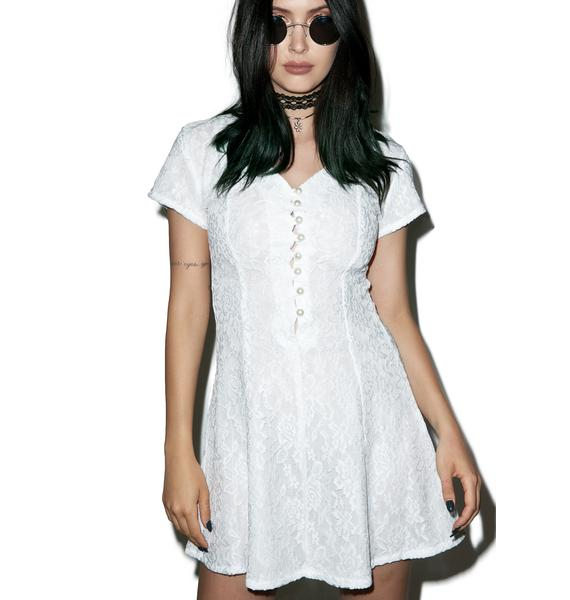 Valfré Gabrielle Lace Dress