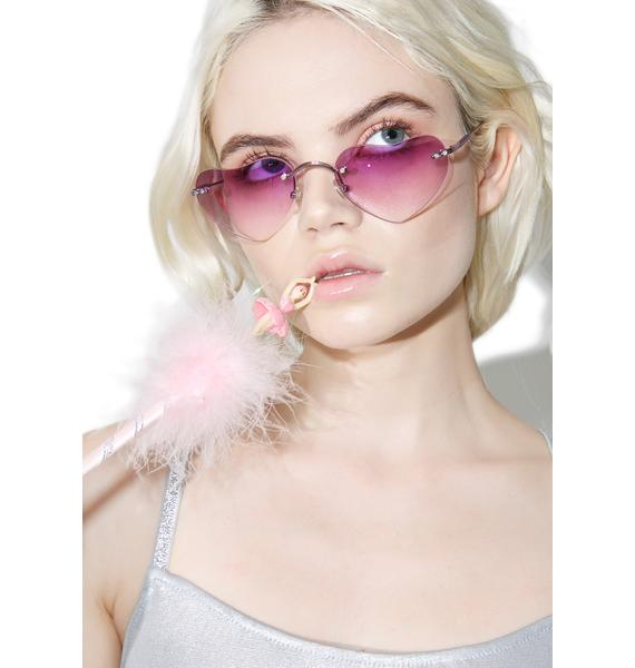 Lolita Hearts Sunglasses
