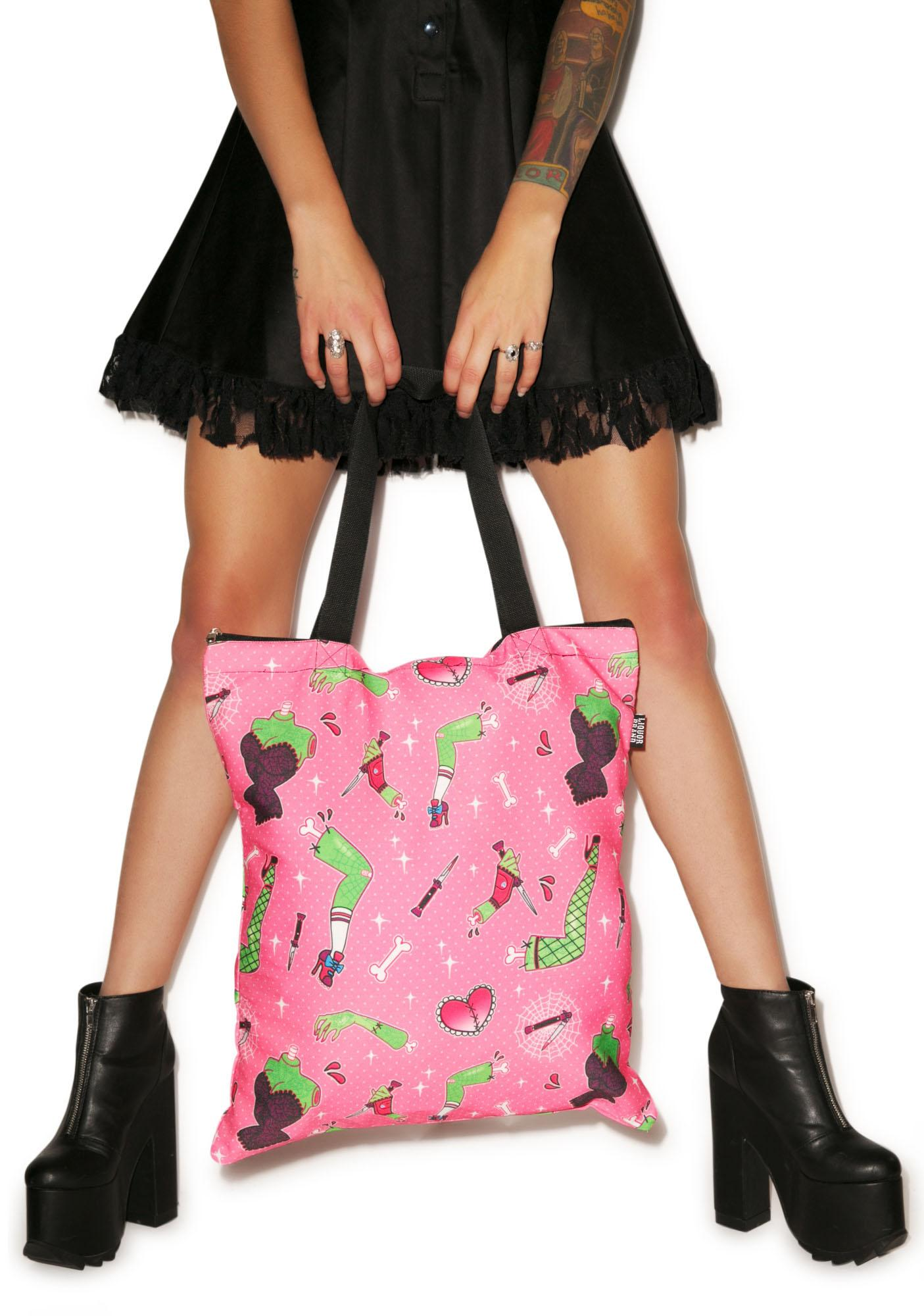 Bits N' Pieces Tote Bag