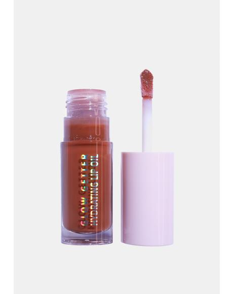 Let's Cuddle Glow Getter Hydrating Lip Oil