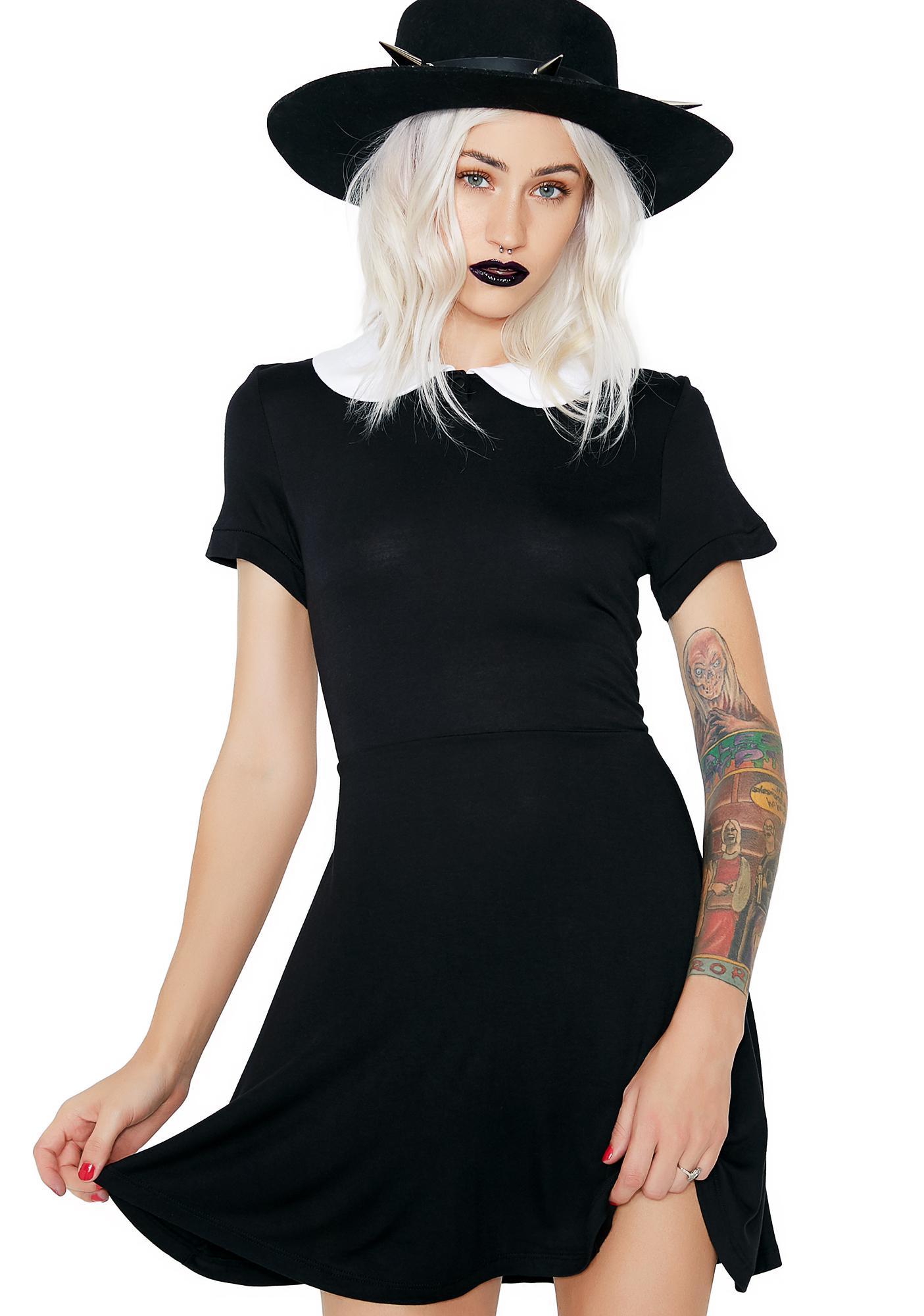 Disturbia Wednesday Dress