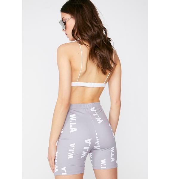 W.I.A Twister Cycling Shorts