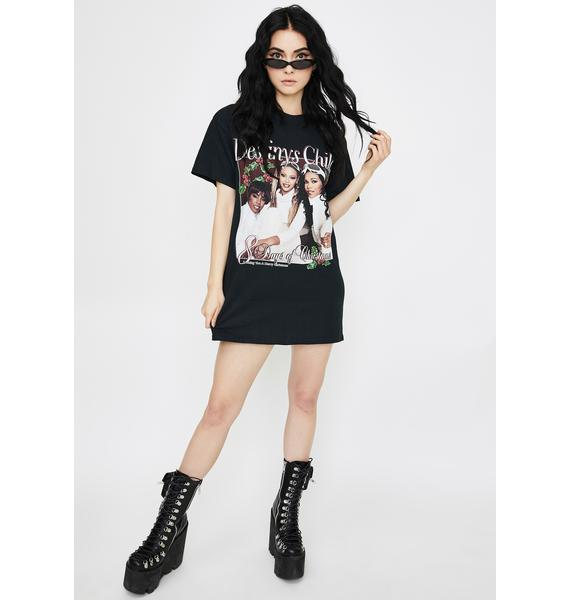 Homage Holiday Girl Group Graphic Tee