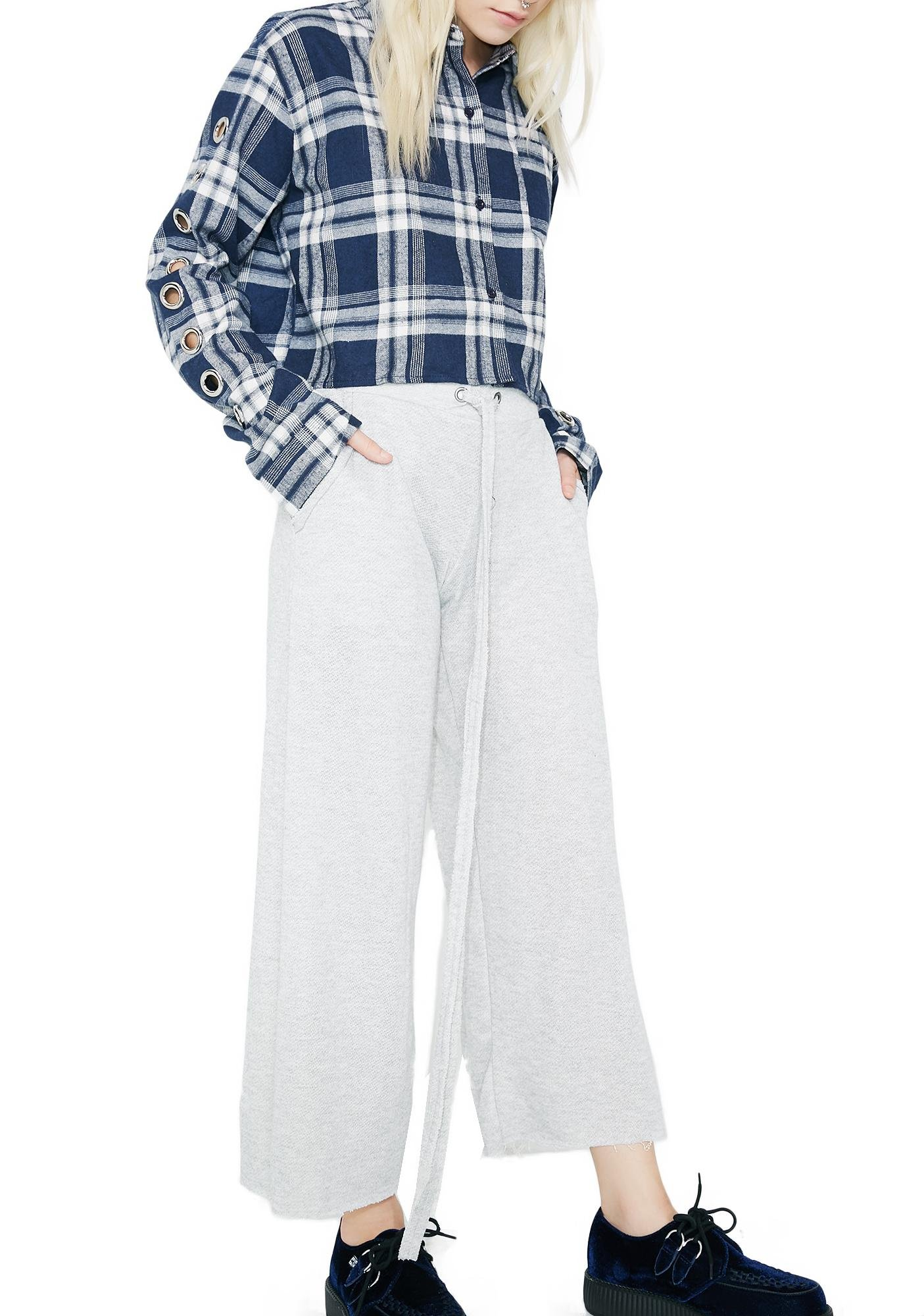 Keep It Fresh Cropped Sweatpants