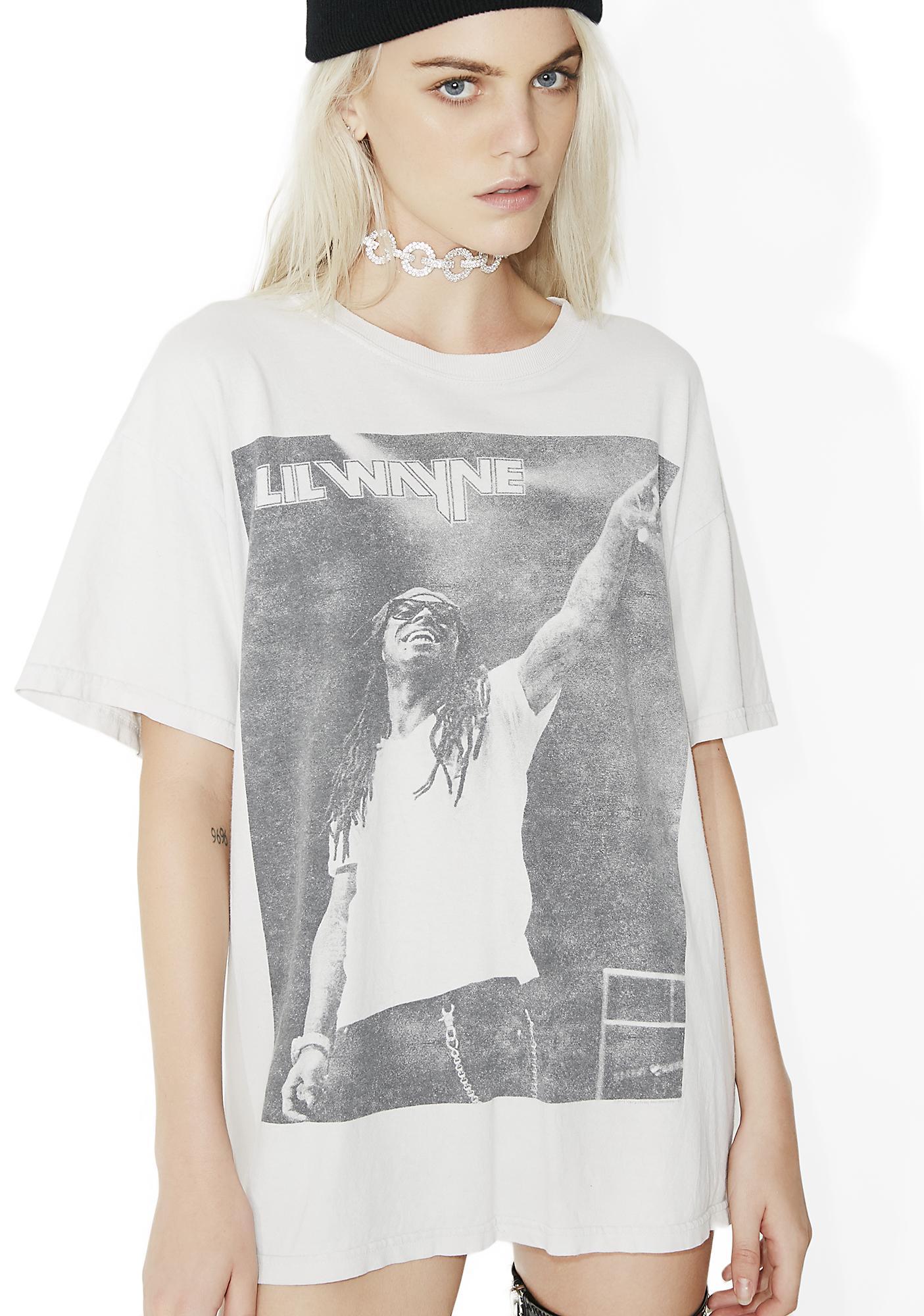Vintage Lil Wayne Tee