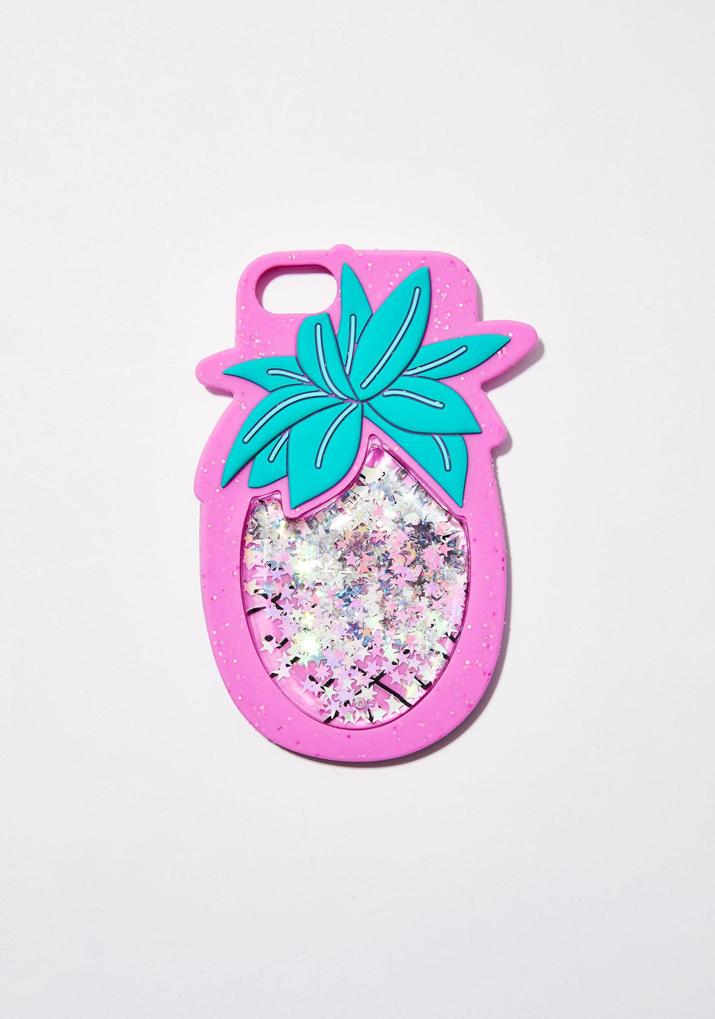 Skinnydip Pineapple Blush iPhone Case