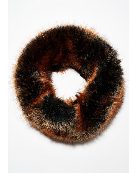 Cozy Life Fuzzy Scarf