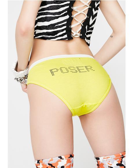 Poser Panties