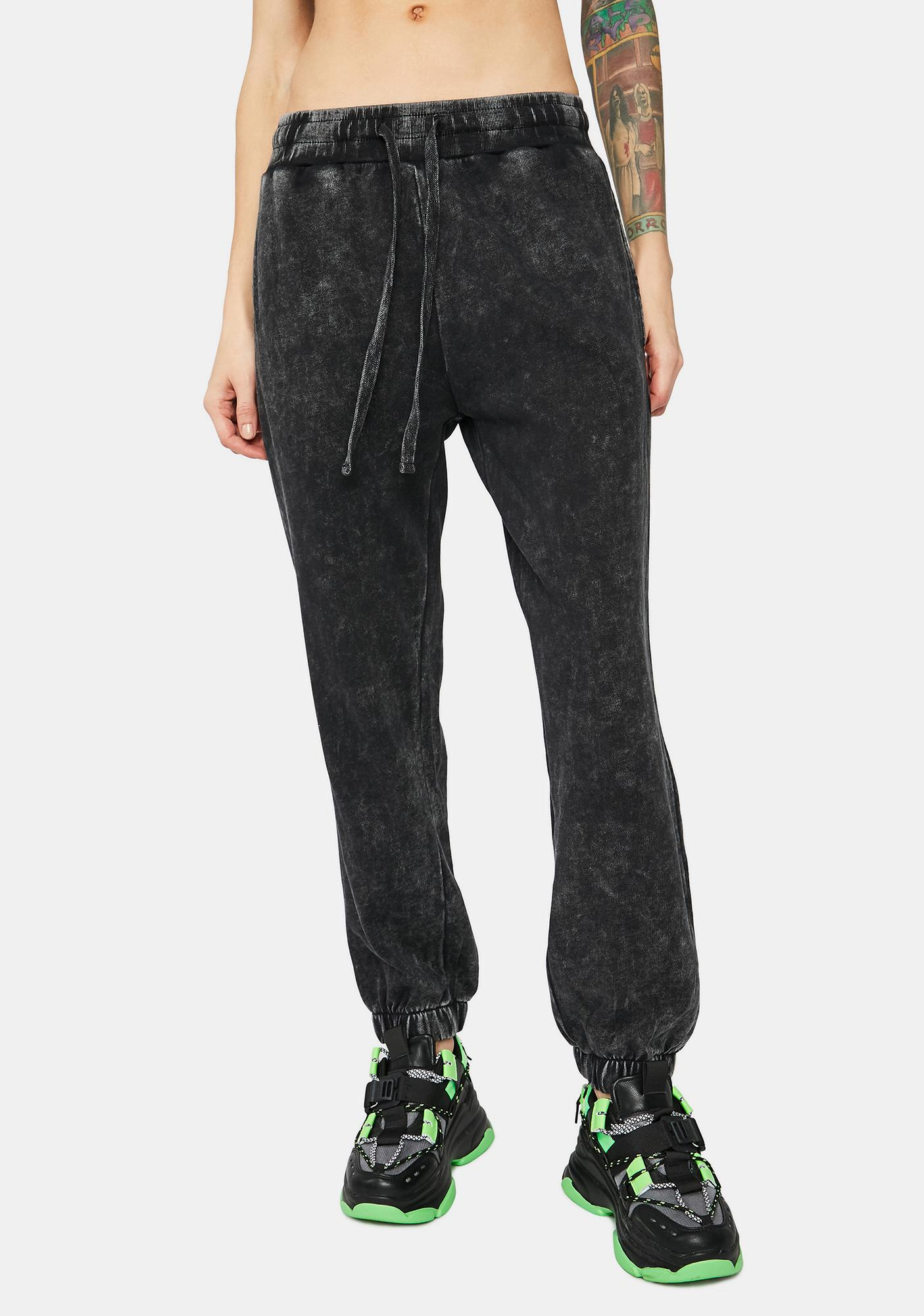 Murky No Rest Days Active Joggers