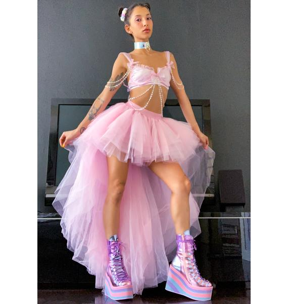Sugar Thrillz Nymph Princess Tulle Skirt