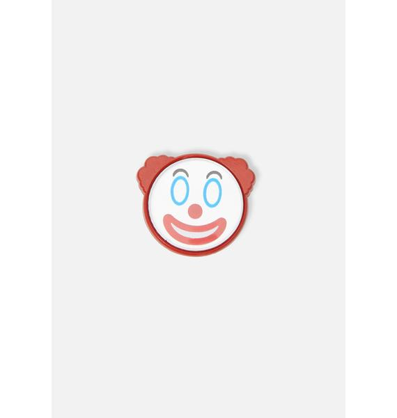 Studio Cult Clown Mirror Pin