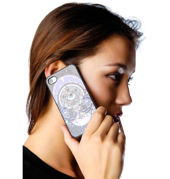 Disturbia Psychodelic iPhone Case
