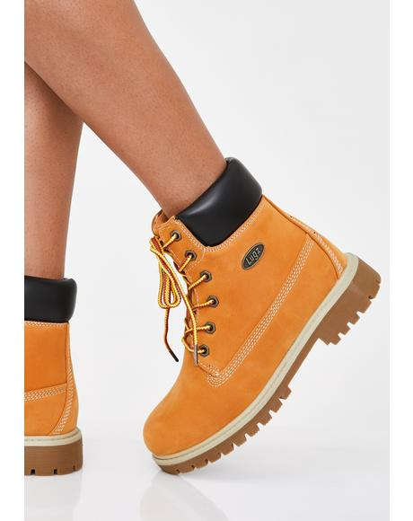 Rucker Hi Ankle Boots