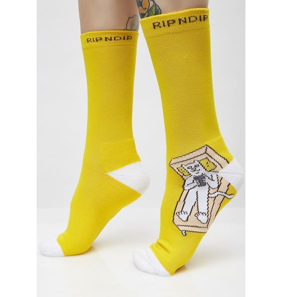 RIPNDIP Therapy Socks