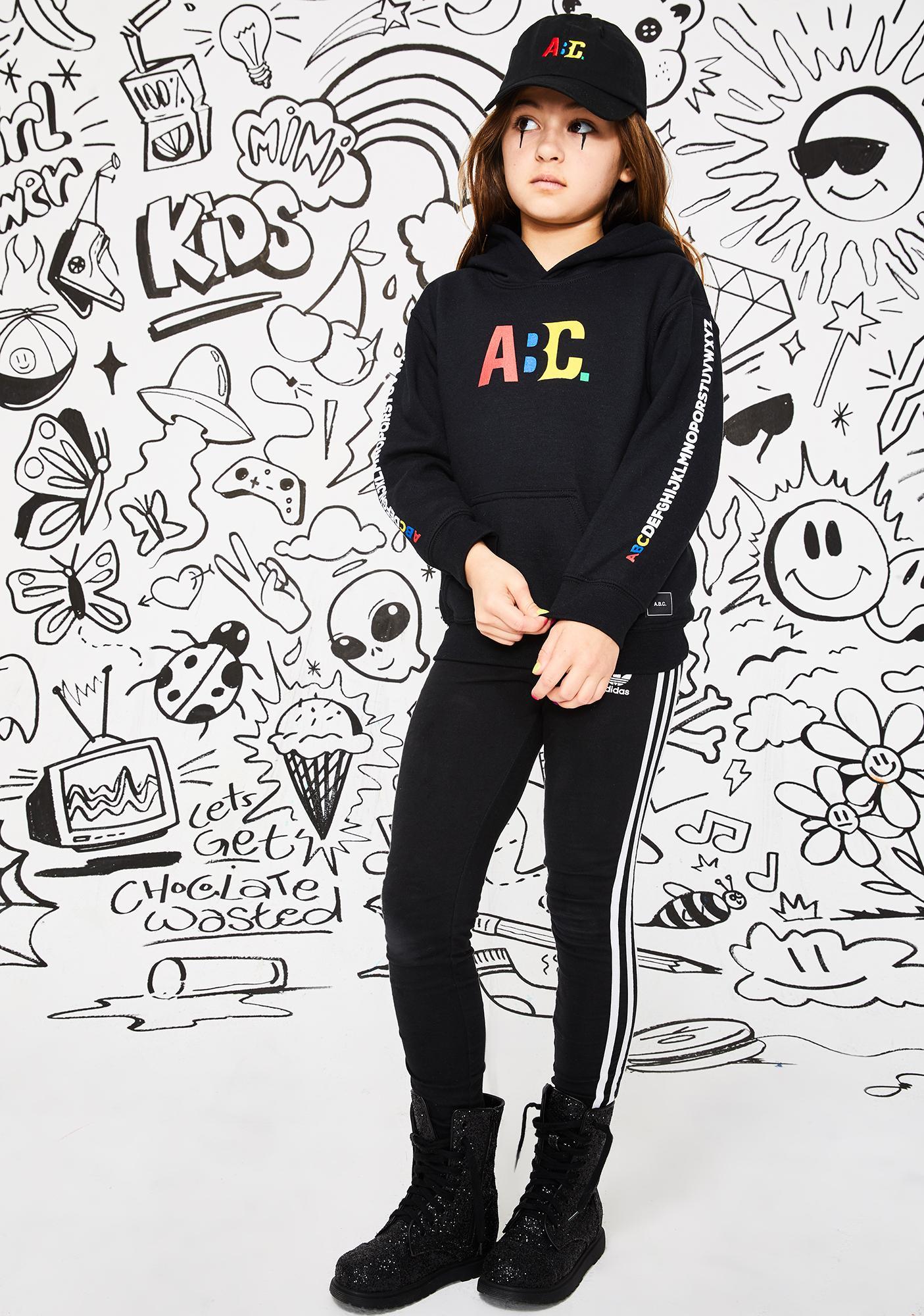 A.B.C. Kidswear Abc Xyz Hoodie