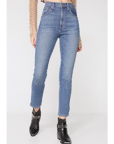 Skylar Melrose Laced Jeans