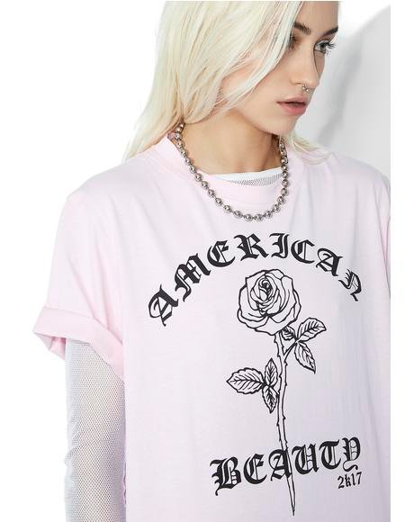 American Beauty Girlfriend Tee