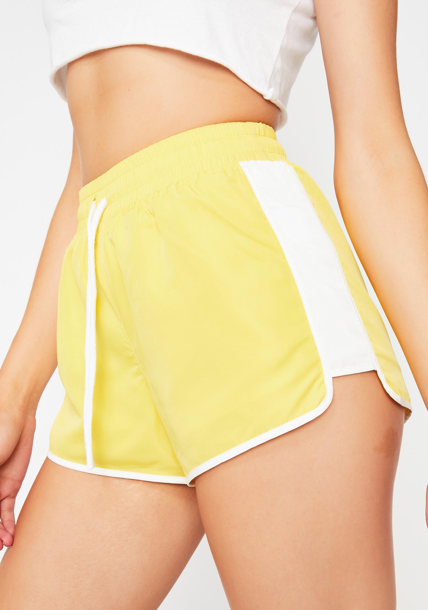 Sunny Street Mood Running Shorts