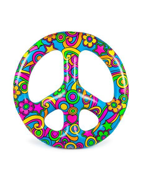 Peace N� Luv Pool Float