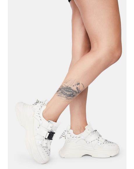 Frozen Astro Stomp Platform Sneakers