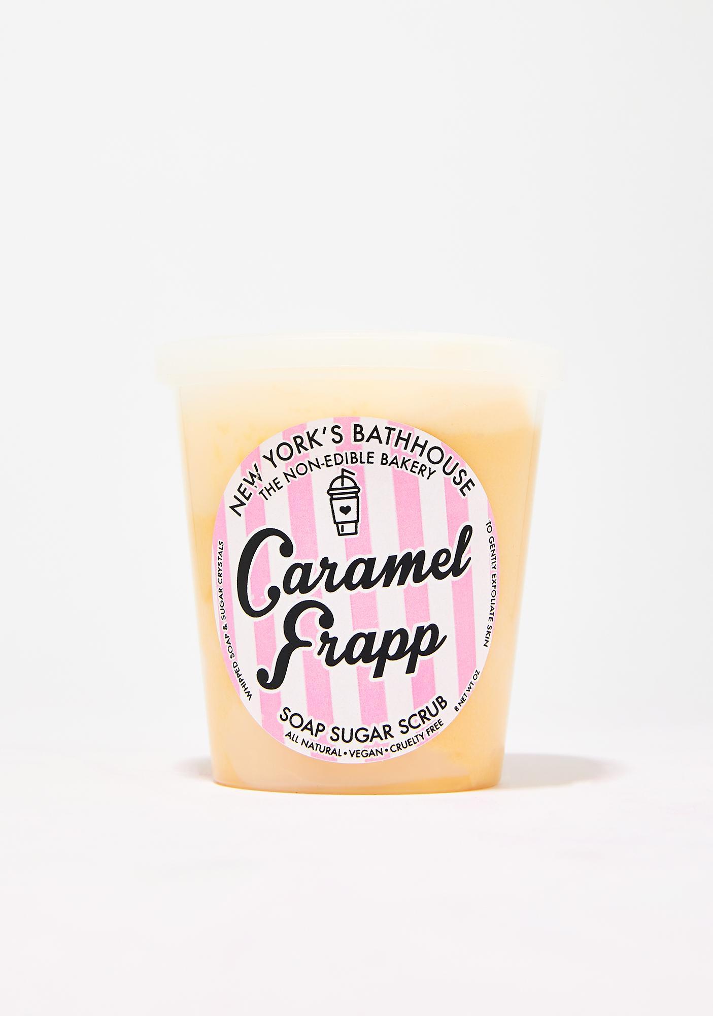 New York's Bathhouse  Caramel Frappucino Soap