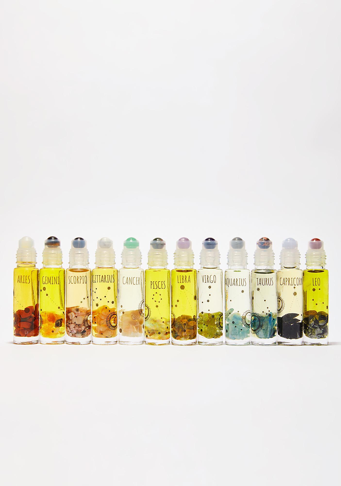 Little Shop of Oils Aquarius Oil Perfume Roller