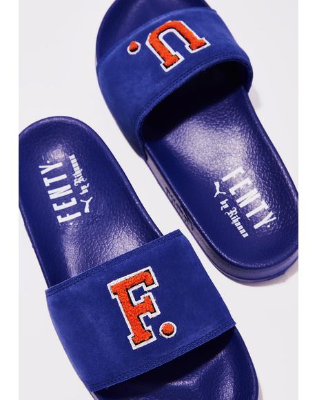 FENTY PUMA BY Rihanna Leadcat FU Slides