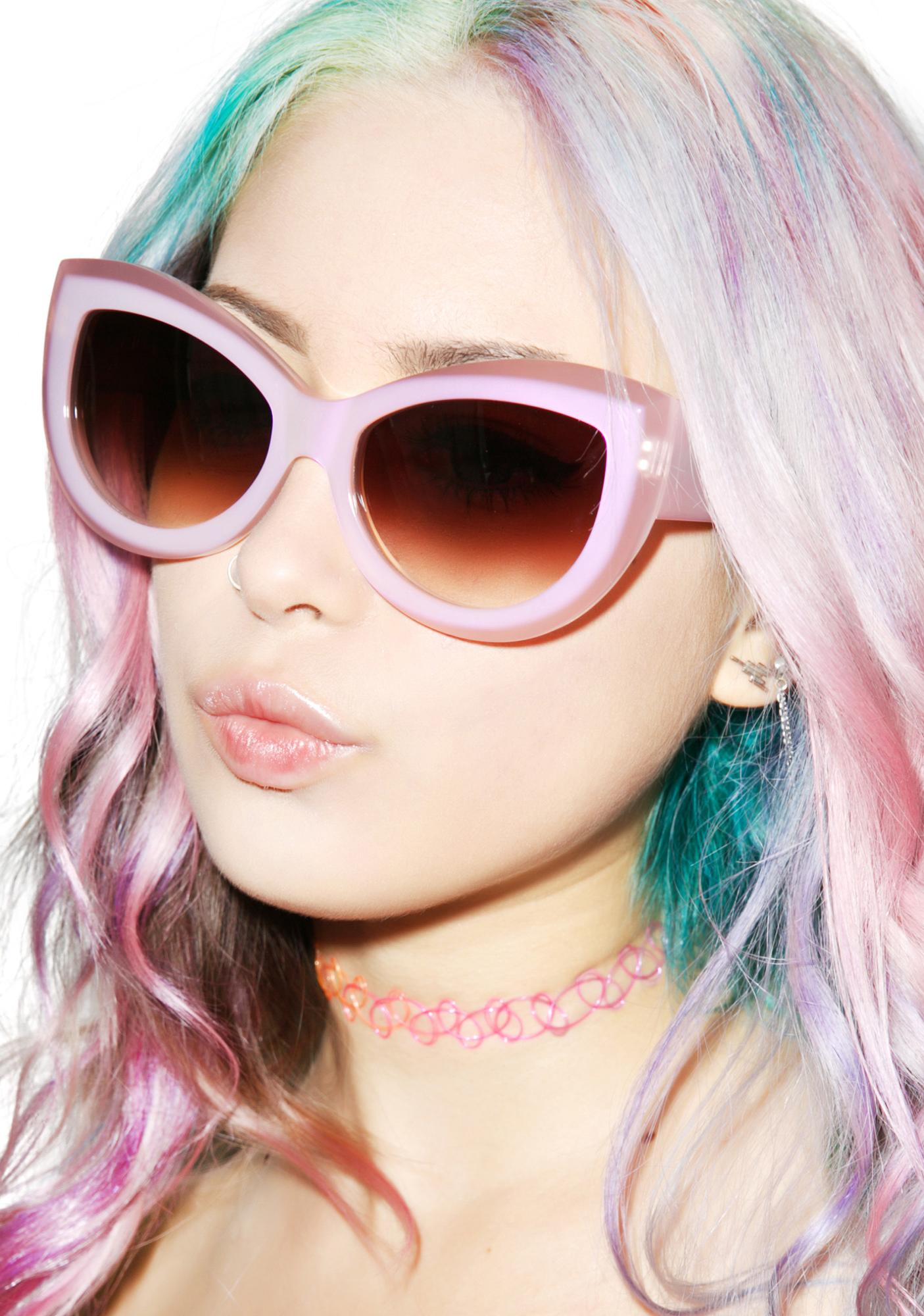 6be01784d25 Wildfox Couture Kitten Sunglasses