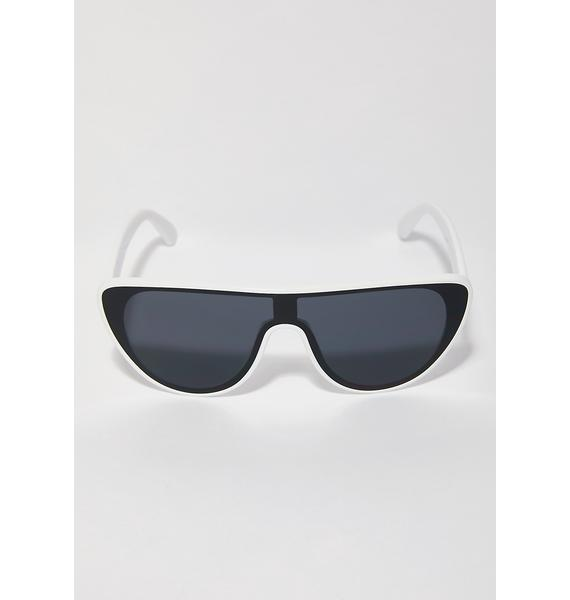 Ice Buzz Thoughts Sunglasses