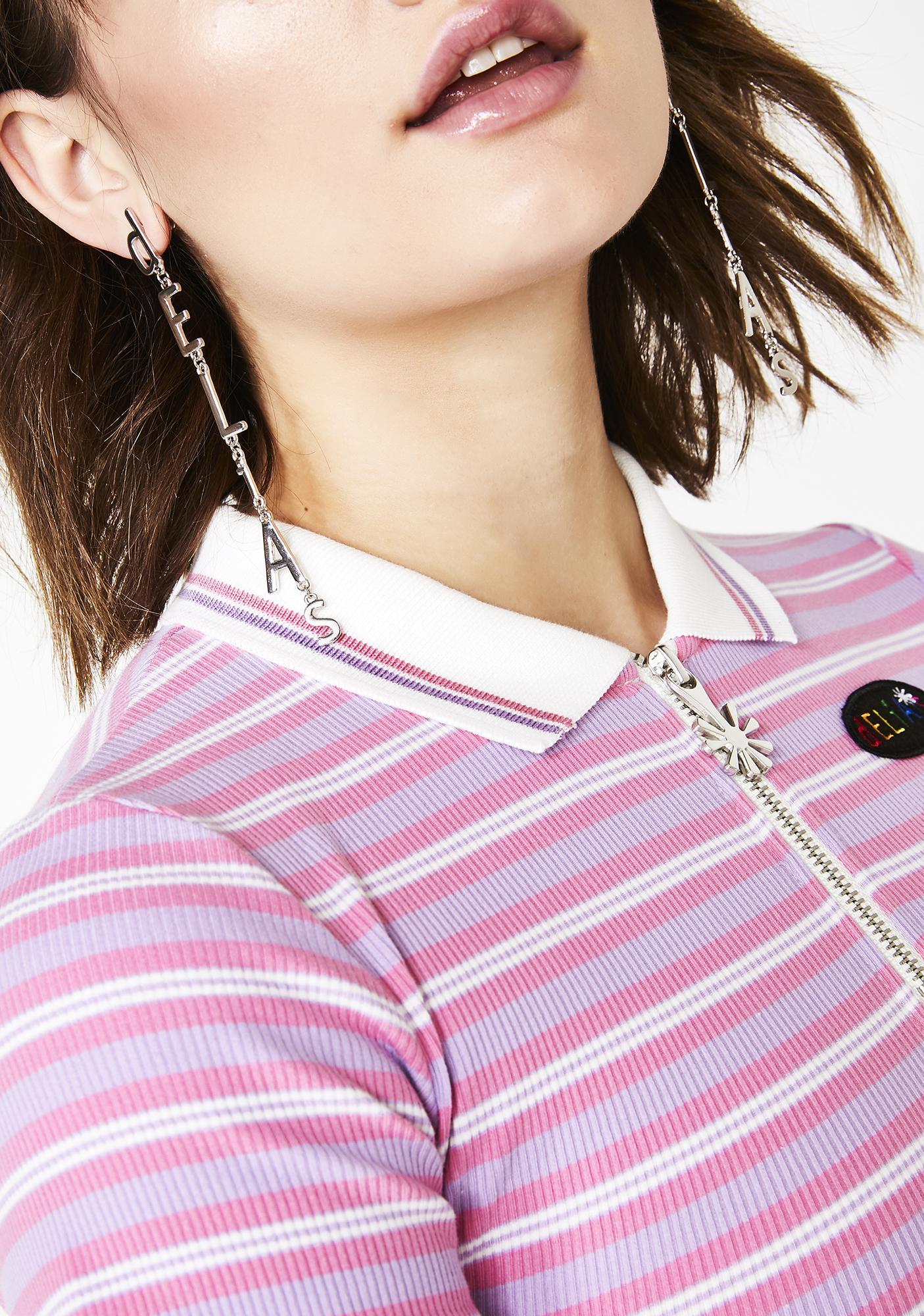 dELiA*s by Dolls Kill Hot Shot dELiA's Earrings