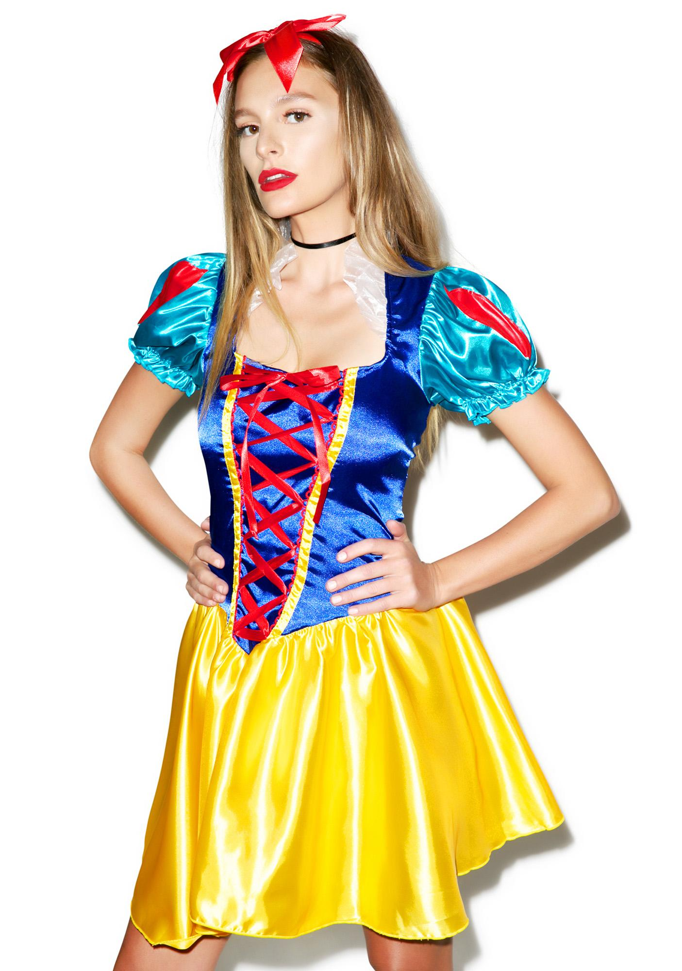 Fairest Of 'Em All Costume.