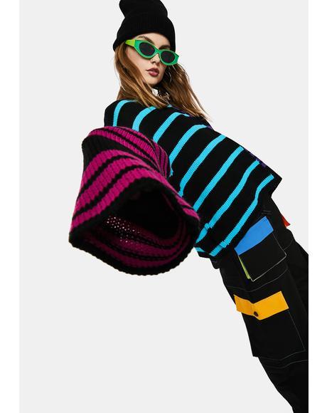 Buzz Knit Sweater