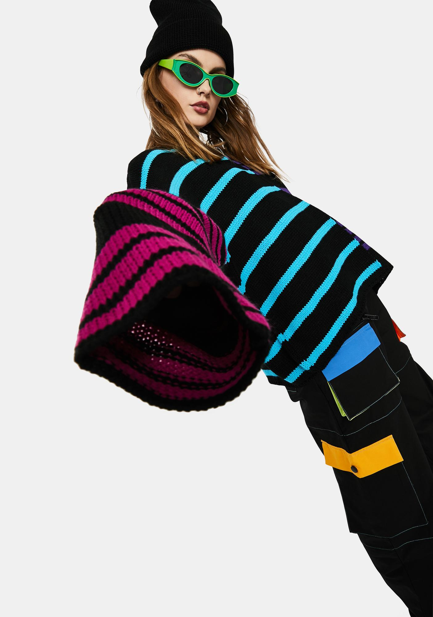 The Ragged Priest Buzz Knit Sweater