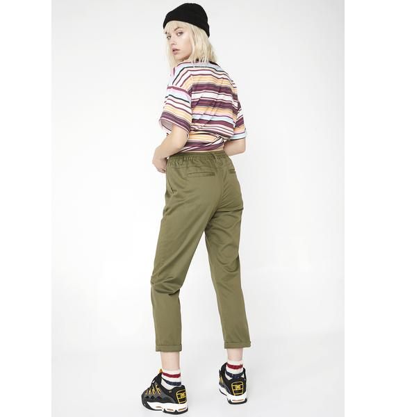Volcom Frochickie Travel Pants