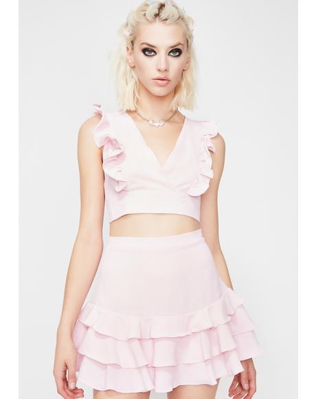 Divalicious Skirt Set