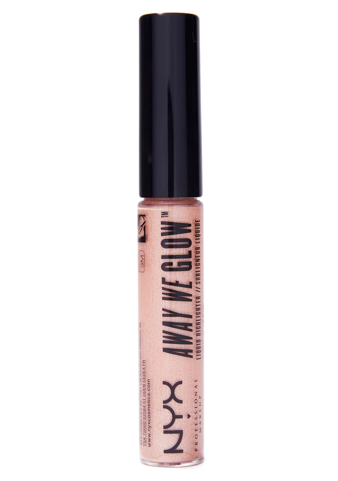 NYX Moon Beam Away We Glow Liquid Highlighter