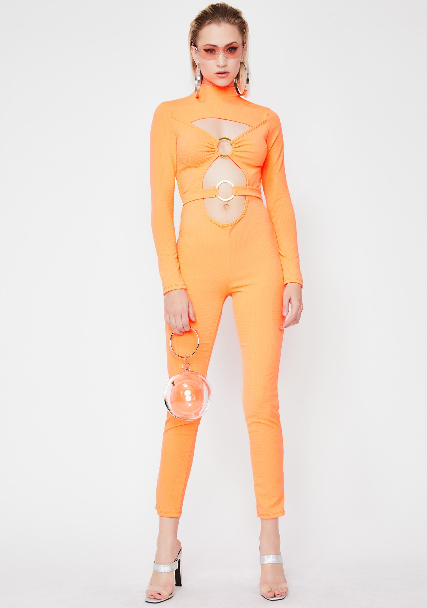 Juiced A La Mode O-Ring Catsuit