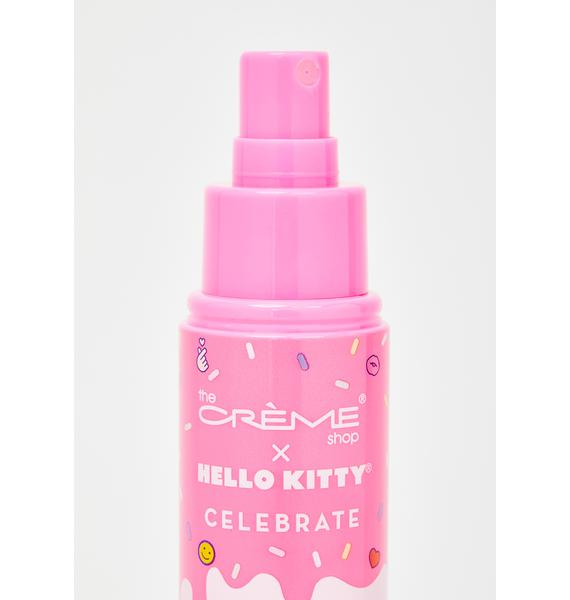 The Crème Shop Hello Kitty Setting Spray