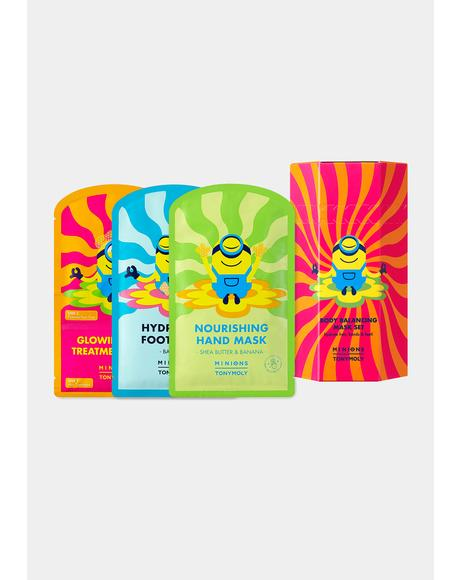 Minion Body Balancing Mask Set
