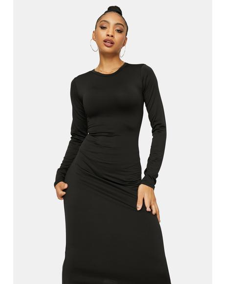 Next Level Gamer Bodycon Maxi Dress