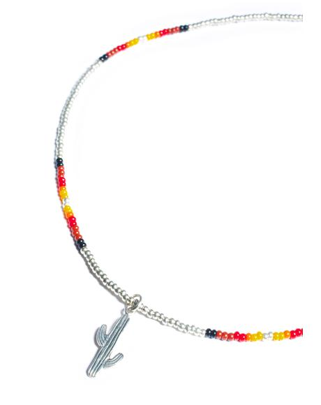 Cactus Calling Necklace