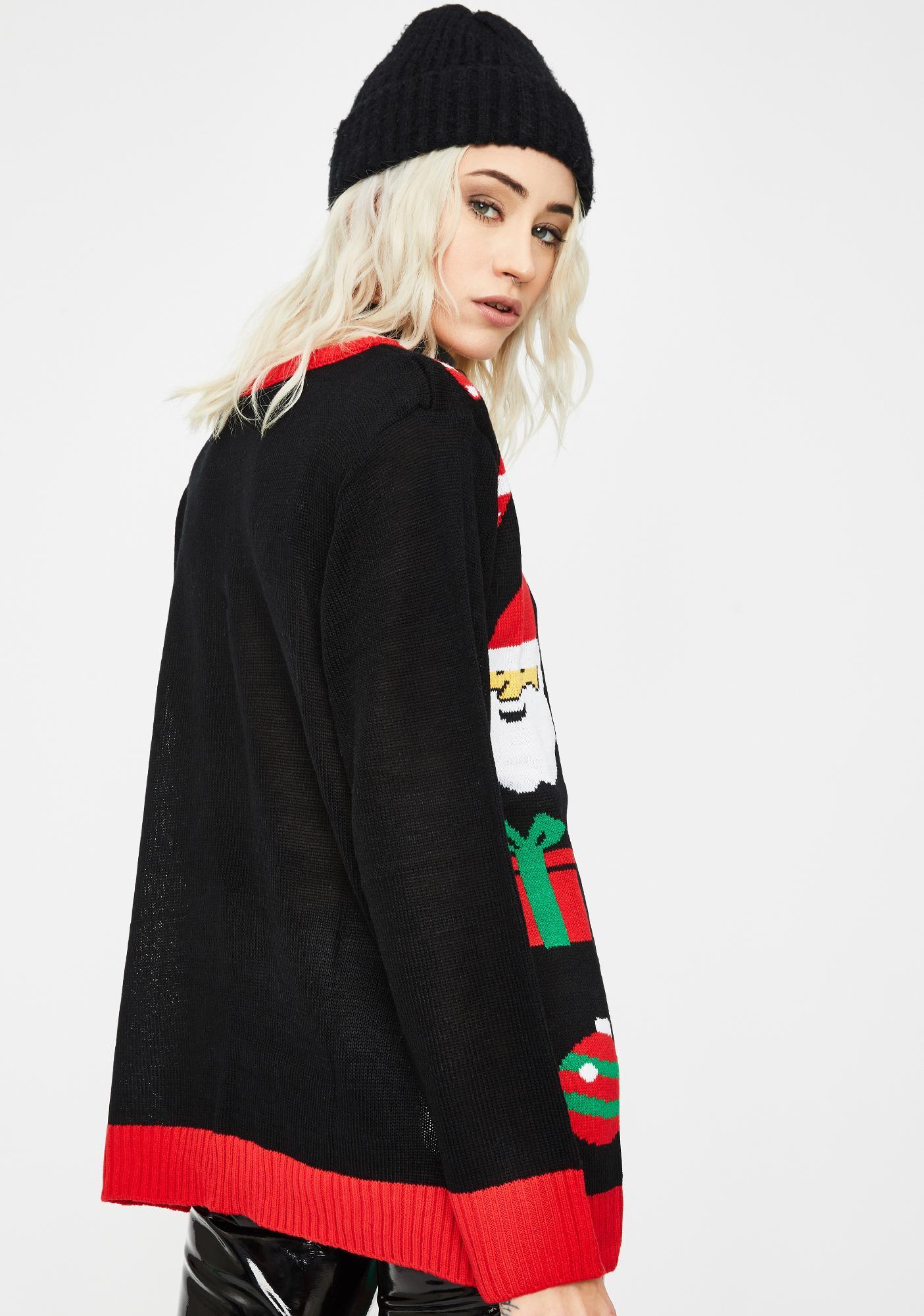 Wonderful Year Holiday Sweater