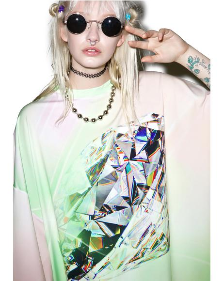 Diamond Extra Big T-Shirt