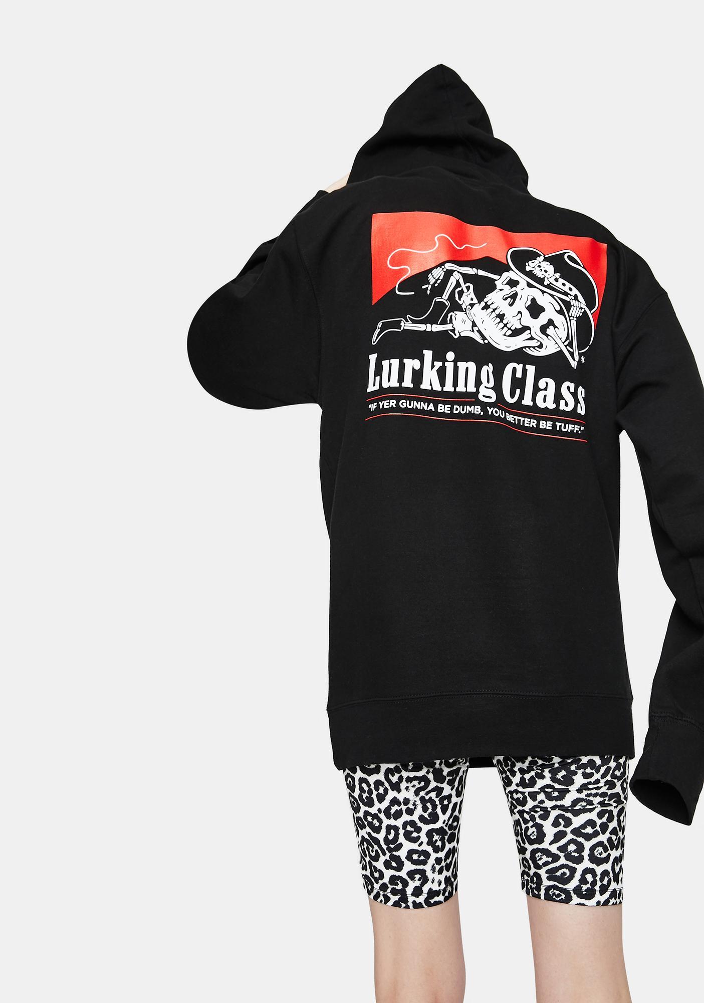 Lurking Class Dumb Graphic Hoodie
