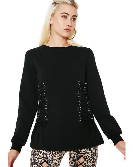 Lost In The Woods Long Sleeve Top