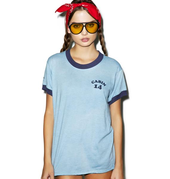 Camp Collection Cabin 14 Ringer Tee